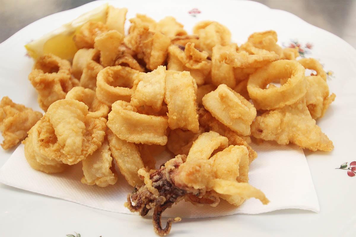 Calamares a la andaluza